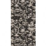Fontainebleau Wallpaper Arbre FONT81529502 or FONT 8152 95 02 By Casadeco